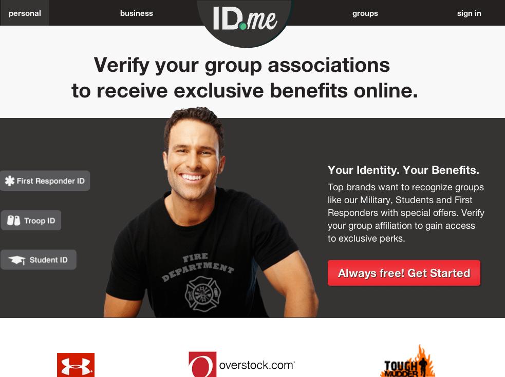ID.ME Chooses a .ME Domain