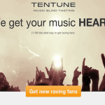 TenTune.Me: Showcase your music