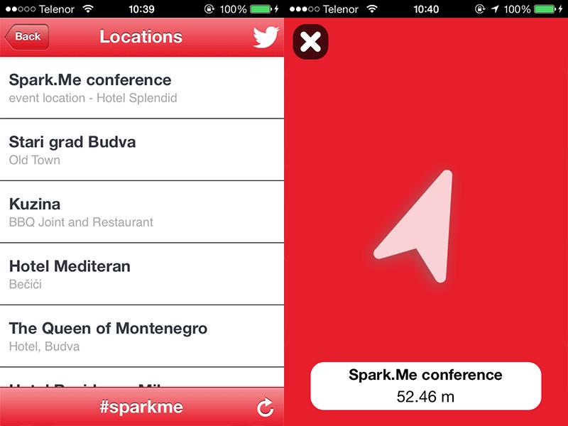spark-me-app-backway