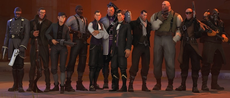 team fortress steampunk
