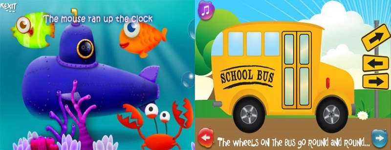Apps for kids can provide wonderful stimulation, but should be used in good measure