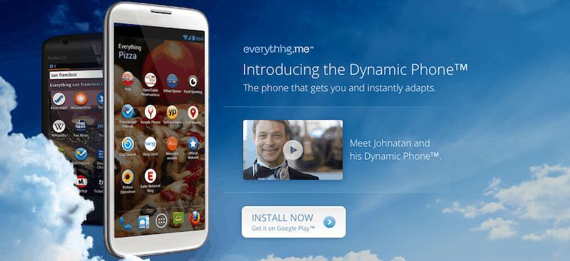 dynamic phone