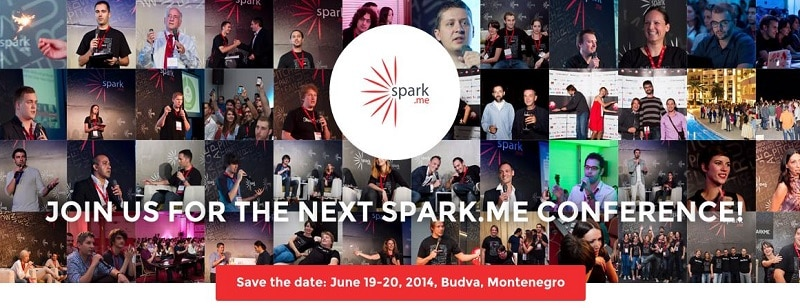 Save the Date: Spark.Me Is Ready To Spark Your Imagination Once Again