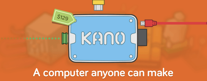 Kano.Me – Computer? Building blocks? Why Not Both!