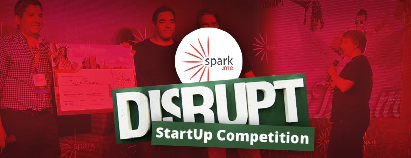Spark.Me StartUp Competition Takes You to San Francisco TC Startup Alley