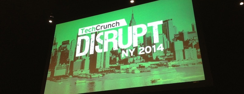 TechCrunch Disrupt 2014 – The Startup Place To Be