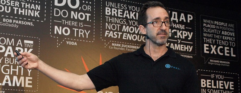 Drew Banks, Prezi: From An Eastern-European Startup To A Global Company