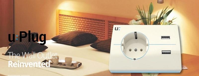 u:plug is developing a next generation plug