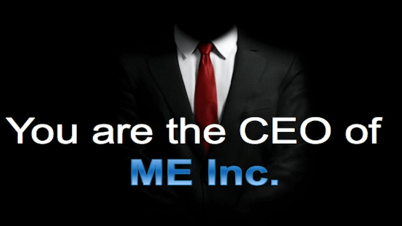 You are the CEO of ME Inc. We offer you tips and tools that can help you build your personal brand and stand our from the crowd.