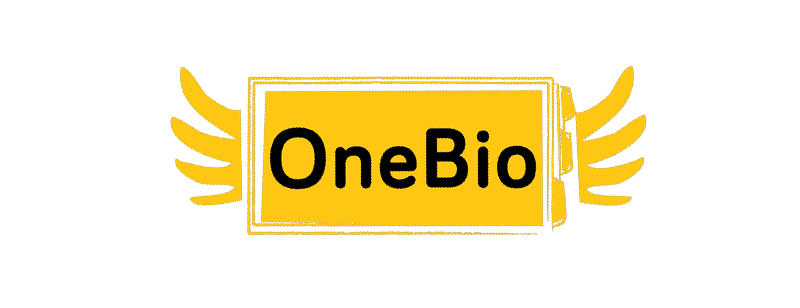 Build your personal brand with OneBio.Me