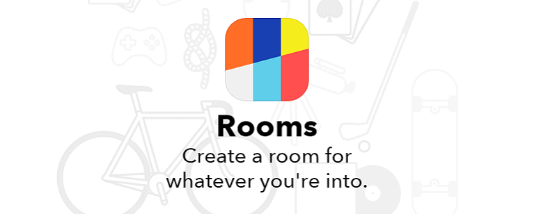Facebook Launches Its New App Rooms.ME!