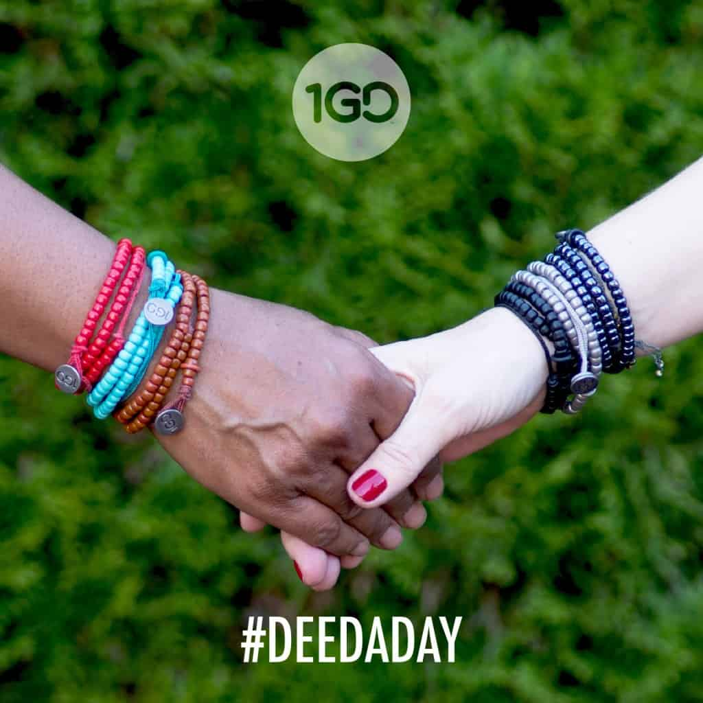 One of .ME's New Year Resolutions is doing #DeedADay. Join us!