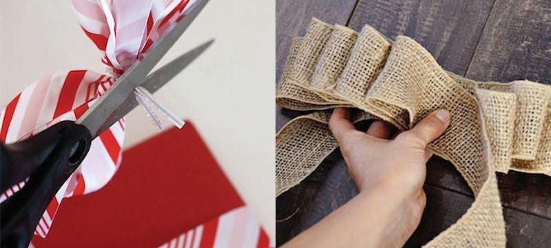 DIY big fancy bows
