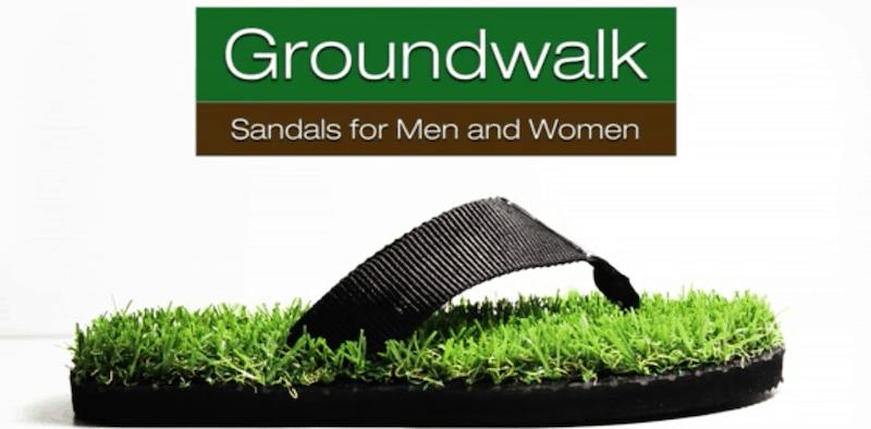 Groundwalk Sandals