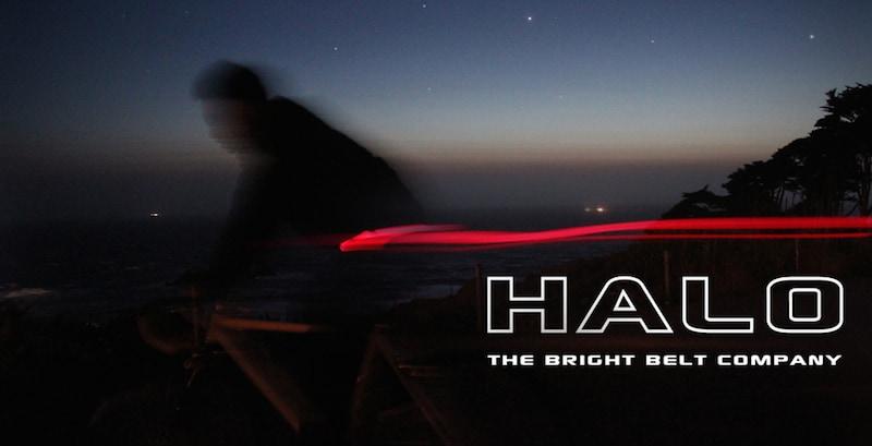 HALO belt logo