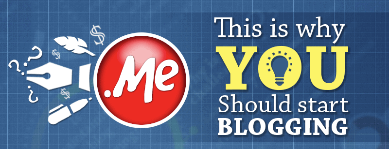 [Infographic] This is why you should start blogging!