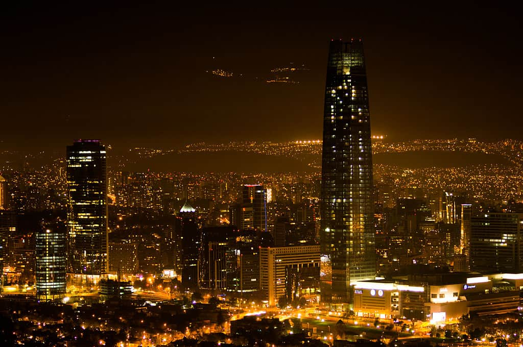 Chile offers equity free investments.
