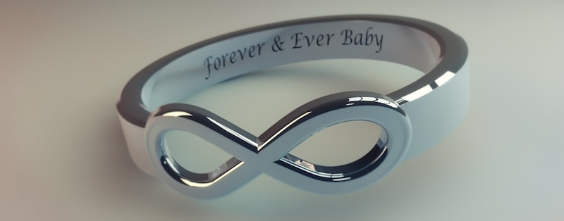 forever and ever ring