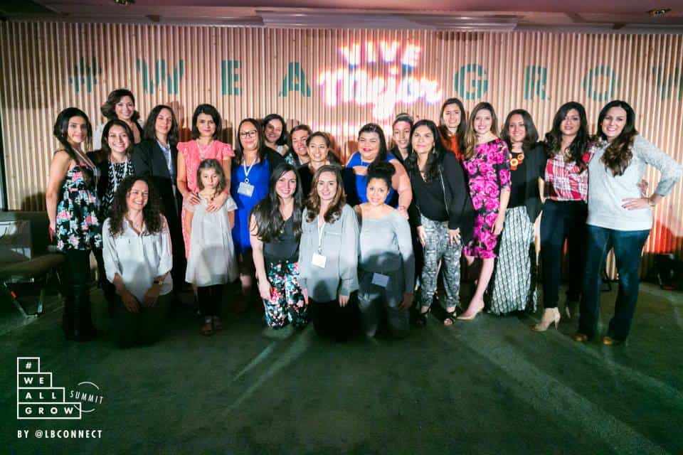 we all grow summit supports Latina Bloggers