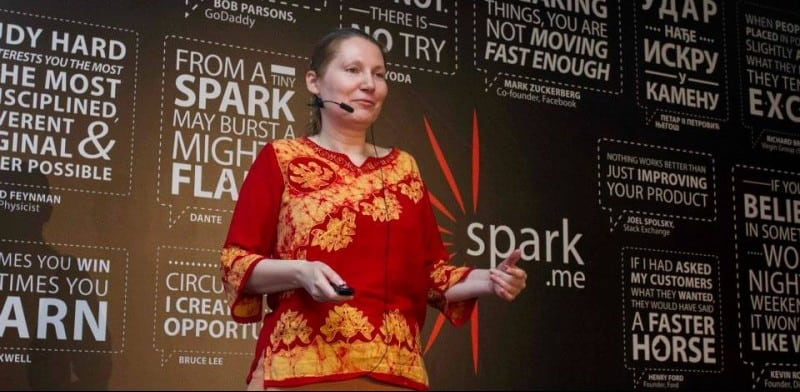 Startups Competition at Spark.Me 2014