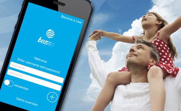Buzzz.App for preschoolers and parents