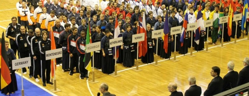 Montenegrin Kendo Federation at 16th World Kendo Championships