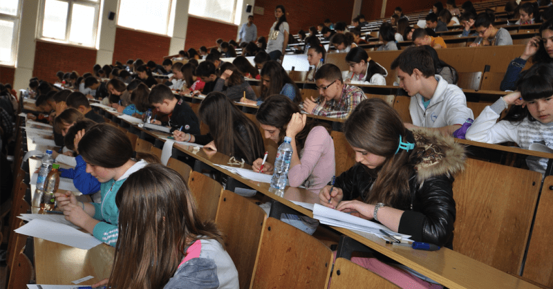 This year students competed in a number of subjects: Mathematics, Physics, Biology, Chemistry and Programming.