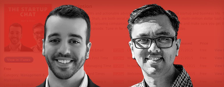 What Hiten Shah and Steli Efti's Podcast Taught Me About Personal Branding