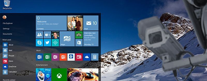 Make Windows 10's Prying Eyes See Only What YOU Choose Them to