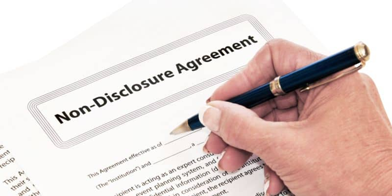 Non-disclosure agreement is one of the ways to protect your business idea
