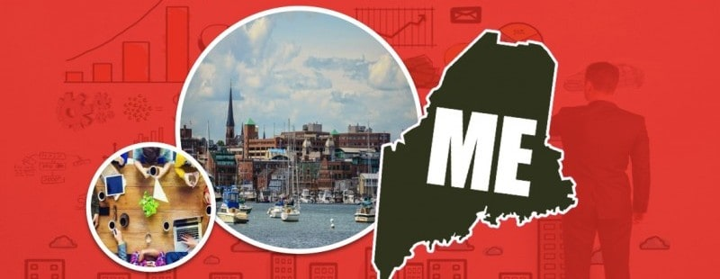 4 Reasons Why Maine is the Next Big Startup Hub