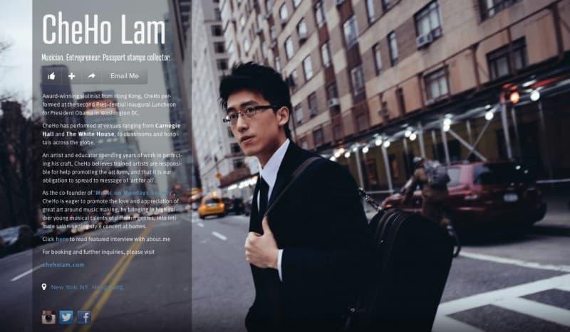 CheHo Lam – Musician and Entrepreneur