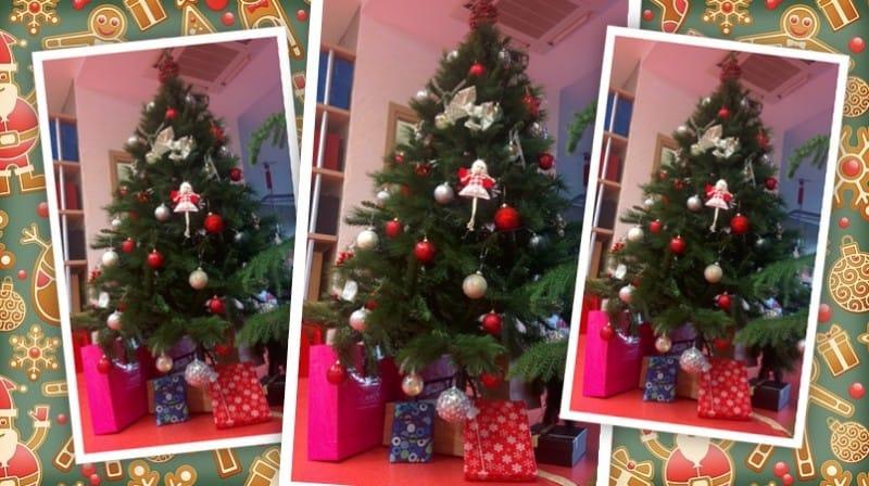 .Me Christmas tree