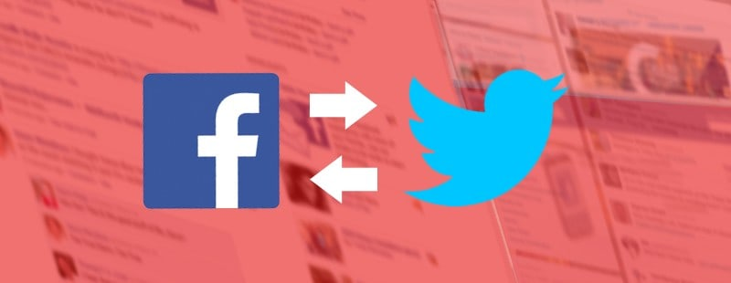How to Connect Your Twitter and Facebook Account, and Vice Versa