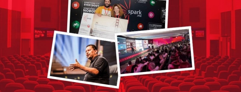 European tech conferences: Spark.Me
