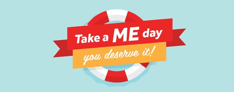 Infographic: Take a #MEDay, You Deserve it!