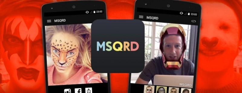 MSQRD.Me Acquired By Facebook After Releasing Android App