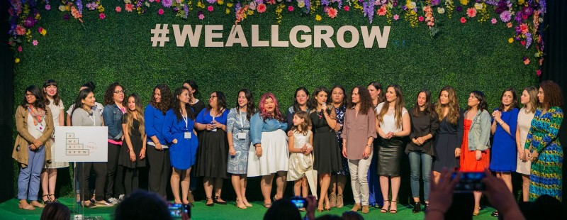 How to Build a Successful Community – Interview with Ana Flores of #WeAllGrow