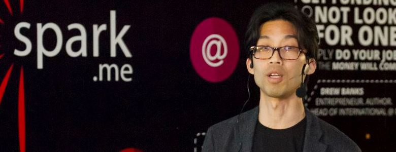 Marvin Liao at Spark.me 2016