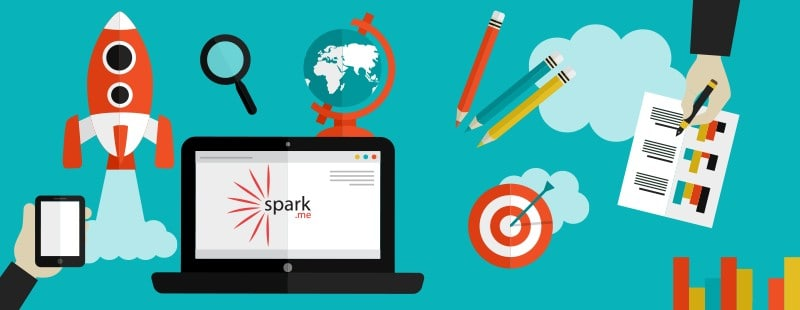 Want to present at TechCrunch Startup Alley? Apply for Spark.me Startup Competition