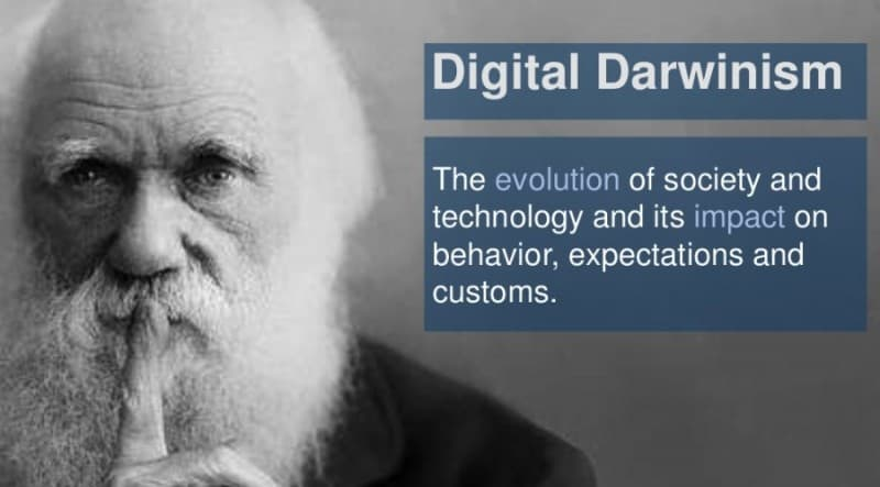 Brian Solis on Digital Darwinism