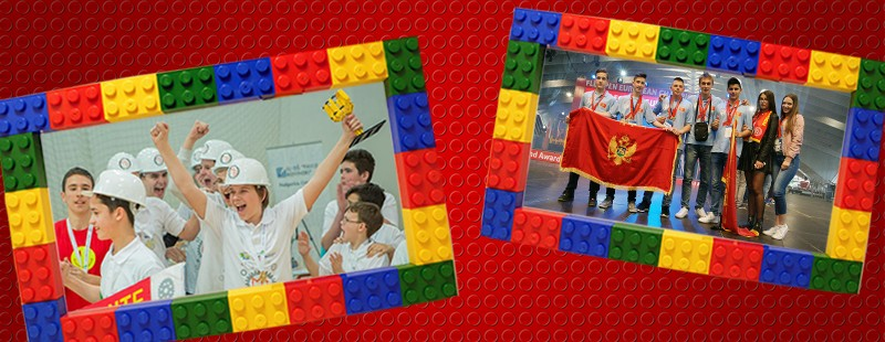 Two Montenegrin Teams Win Recognition at FIRST LEGO League Open European Championship 2016!
