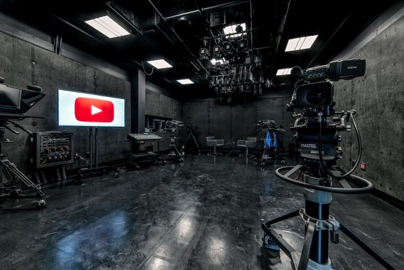 YouTube Space New York