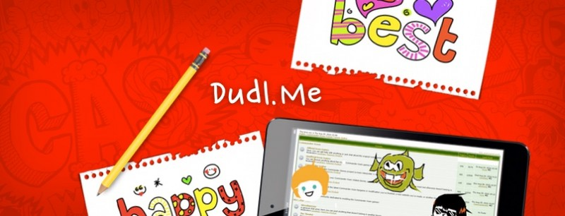 Dudl.Me doodling tool