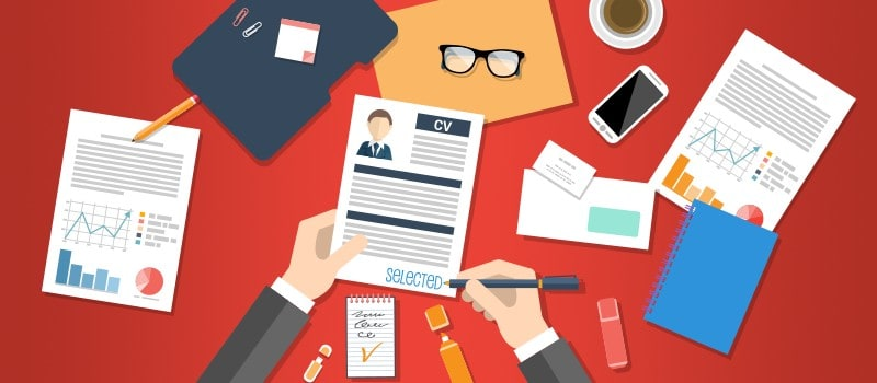 Your CV in The Eyes of an HRO
