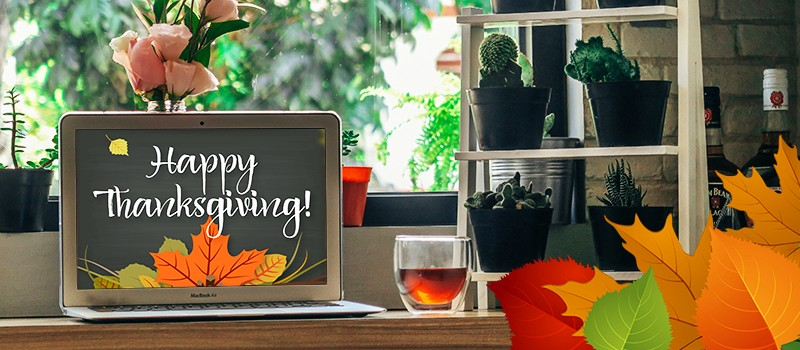 Thanksgiving: 5 Tech Trends We Should Be Thankful For, And More