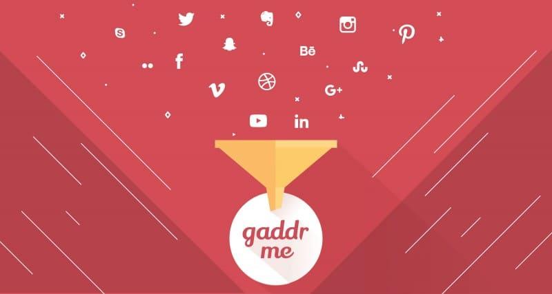 gaddr.me funnel