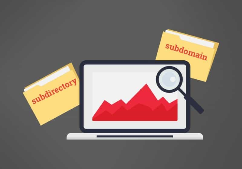 the eternal debate: what is better for SEO - subdomains or subdirectories