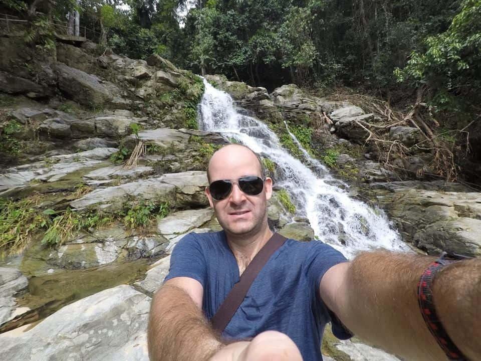 Arnan de Gans digital nomad