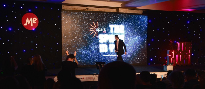 spark.me Montengro conference